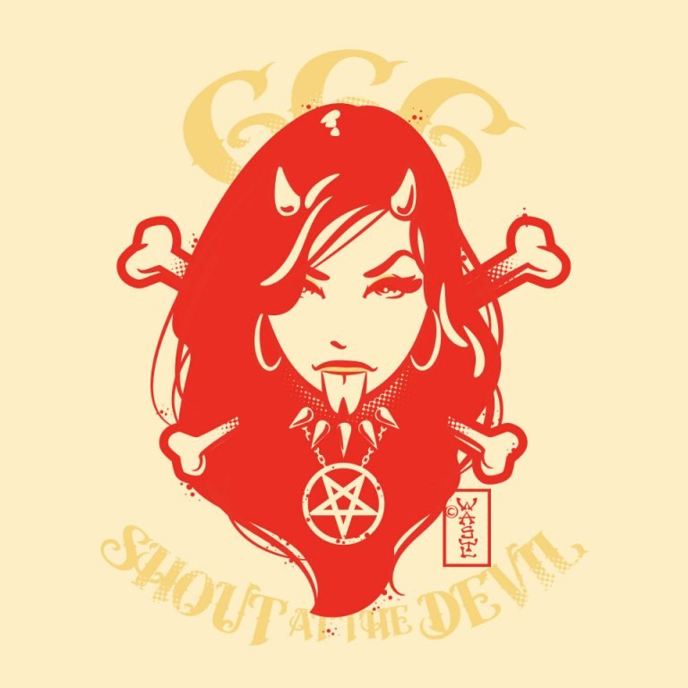 Shout at the Devil Heavy Metal Girl